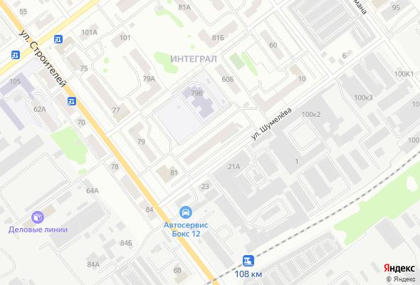 продажа квартир ул. Шумелева, 12
