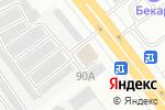 Схема проезда до компании Шик & Блеск в Йошкар-Оле