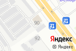Схема проезда до компании Автомастер в Йошкар-Оле