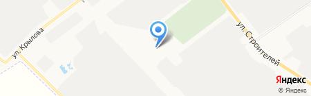 Марилипа на карте Йошкар-Олы