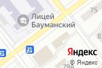 Схема проезда до компании МебельСток №1 в Йошкар-Оле
