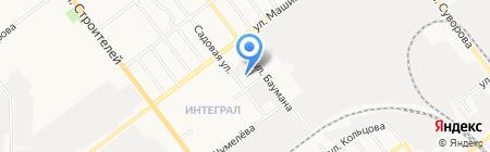 Сернурский сырзавод на карте Йошкар-Олы