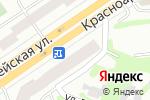 Схема проезда до компании Петровский в Йошкар-Оле