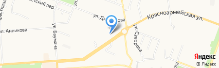 ВКУС на карте Йошкар-Олы