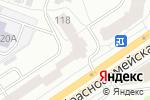 Схема проезда до компании Зазеркалье в Йошкар-Оле