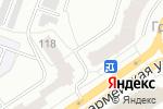 Схема проезда до компании Мастерская по ремонту зонтов в Йошкар-Оле