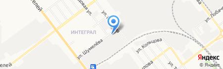 Производственное предприятие на карте Йошкар-Олы