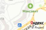 Схема проезда до компании Медцентр М+ в Йошкар-Оле