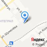 Мастер Стружкин на карте Йошкар-Олы