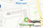 Схема проезда до компании Мастерская по изготовлению ключей в Йошкар-Оле