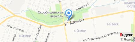 У Руслана на карте Йошкар-Олы