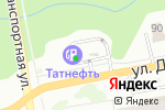 Схема проезда до компании У Руслана в Йошкар-Оле