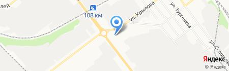 АГЗС Татнефть на карте Йошкар-Олы