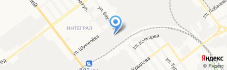 Герметик на карте Йошкар-Олы