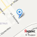 Нижегородец на карте Йошкар-Олы