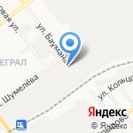 Компания Новый Век на карте Йошкар-Олы