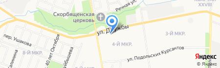 Стиль-Дизайн на карте Йошкар-Олы