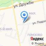 Почтовое отделение №39 на карте Йошкар-Олы