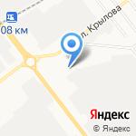 МАЗзапчасти Марий Эл на карте Йошкар-Олы