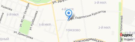 Специализированное жилищно-эксплуатационное управление на карте Йошкар-Олы