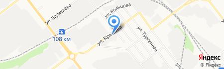 Россельхознадзор на карте Йошкар-Олы