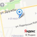 АвтоВольтаж на карте Йошкар-Олы