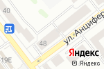 Схема проезда до компании BodyStar в Йошкар-Оле