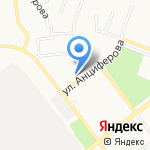 КДМ-Сервис на карте Йошкар-Олы