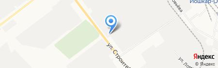 ТехноПрофиль Марий Эл на карте Йошкар-Олы