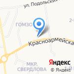 Служба доставки товаров из IКЕА на карте Йошкар-Олы