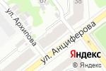 Схема проезда до компании Сказка в Йошкар-Оле