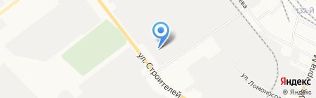 Рэд Стил на карте Йошкар-Олы