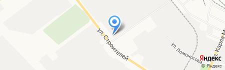 Марифильтр на карте Йошкар-Олы