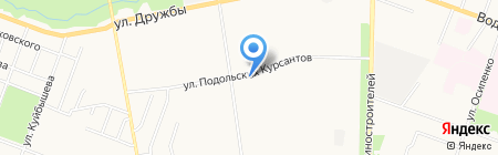 Центр Инструмента на карте Йошкар-Олы