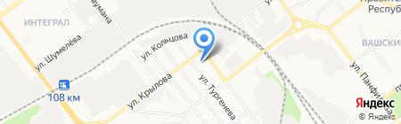 Средняя общеобразовательная школа №3 на карте Йошкар-Олы