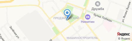 СЕКРЕЦИУМ на карте Йошкар-Олы