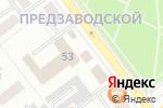 Схема проезда до компании Сфера в Йошкар-Оле