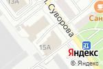 Схема проезда до компании Сантехника для вашего дома в Йошкар-Оле