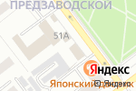 Схема проезда до компании Центр12 в Йошкар-Оле