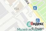 Схема проезда до компании Маяк в Йошкар-Оле