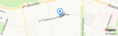 Гарант Авто на карте Йошкар-Олы