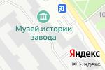 Схема проезда до компании Идель в Йошкар-Оле
