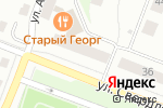 Схема проезда до компании Приволжский Региональный Правозащитный Союз в Йошкар-Оле