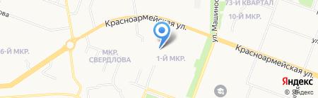 Tupperware на карте Йошкар-Олы