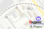 Схема проезда до компании Специализированная детско-юношеская спортивная школа олимпийского резерва по фехтованию в Йошкар-Оле