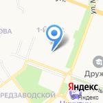 Детская поликлиника №2 на карте Йошкар-Олы