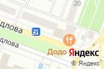 Схема проезда до компании Крепеж в Йошкар-Оле