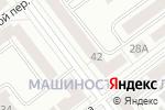 Схема проезда до компании OZON.ru в Йошкар-Оле