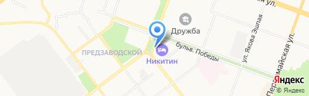 Автопартнер на карте Йошкар-Олы