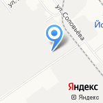 SRT-Auto на карте Йошкар-Олы